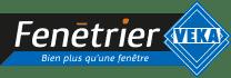 Logo Fenetrier Veka